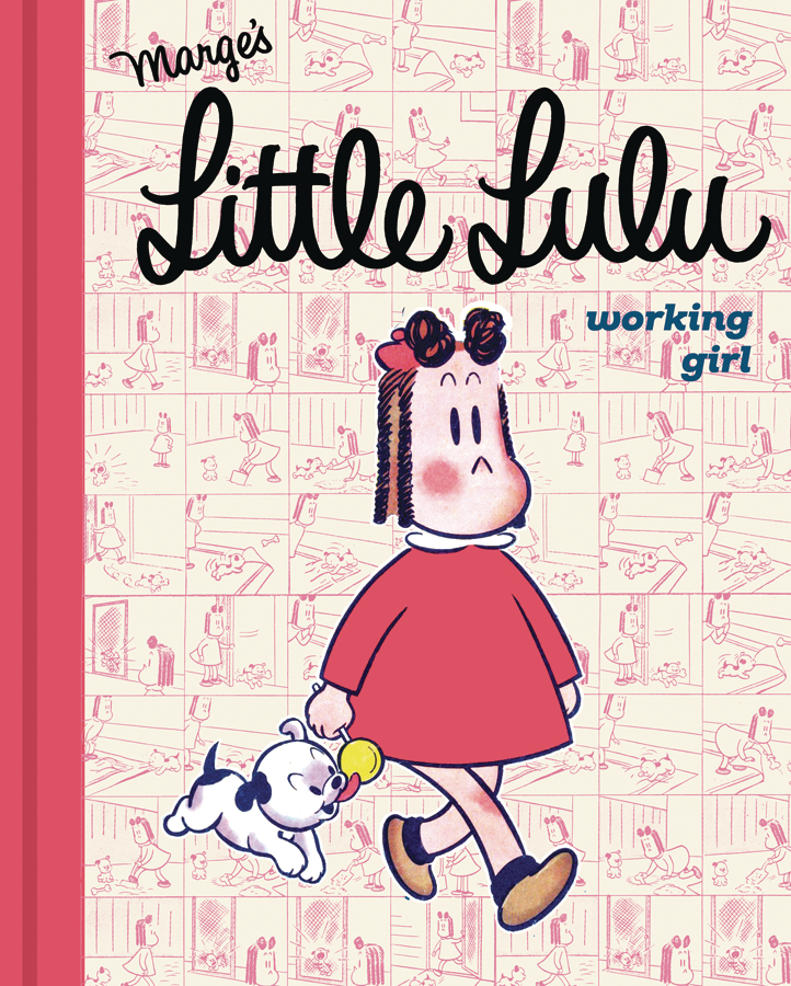 LITTLE LULU HC VOL 01 WORKING GIRL (O/A)