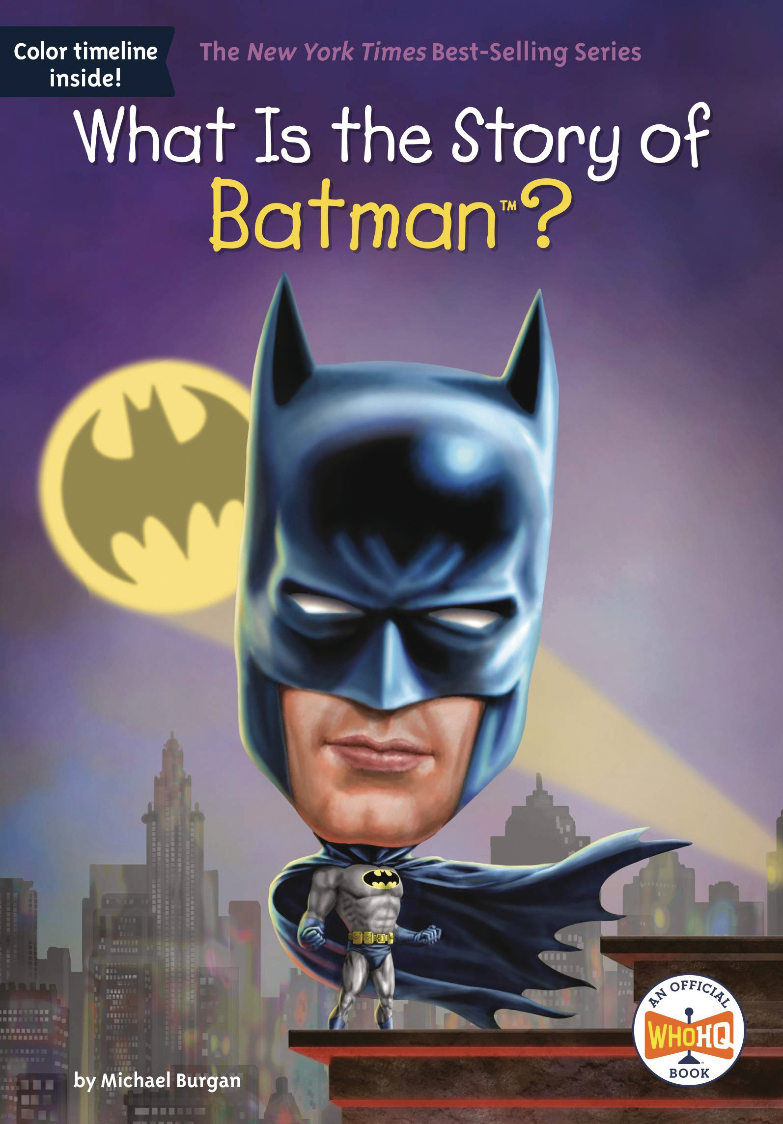 WHAT IS THE STORY OF BATMAN SC
