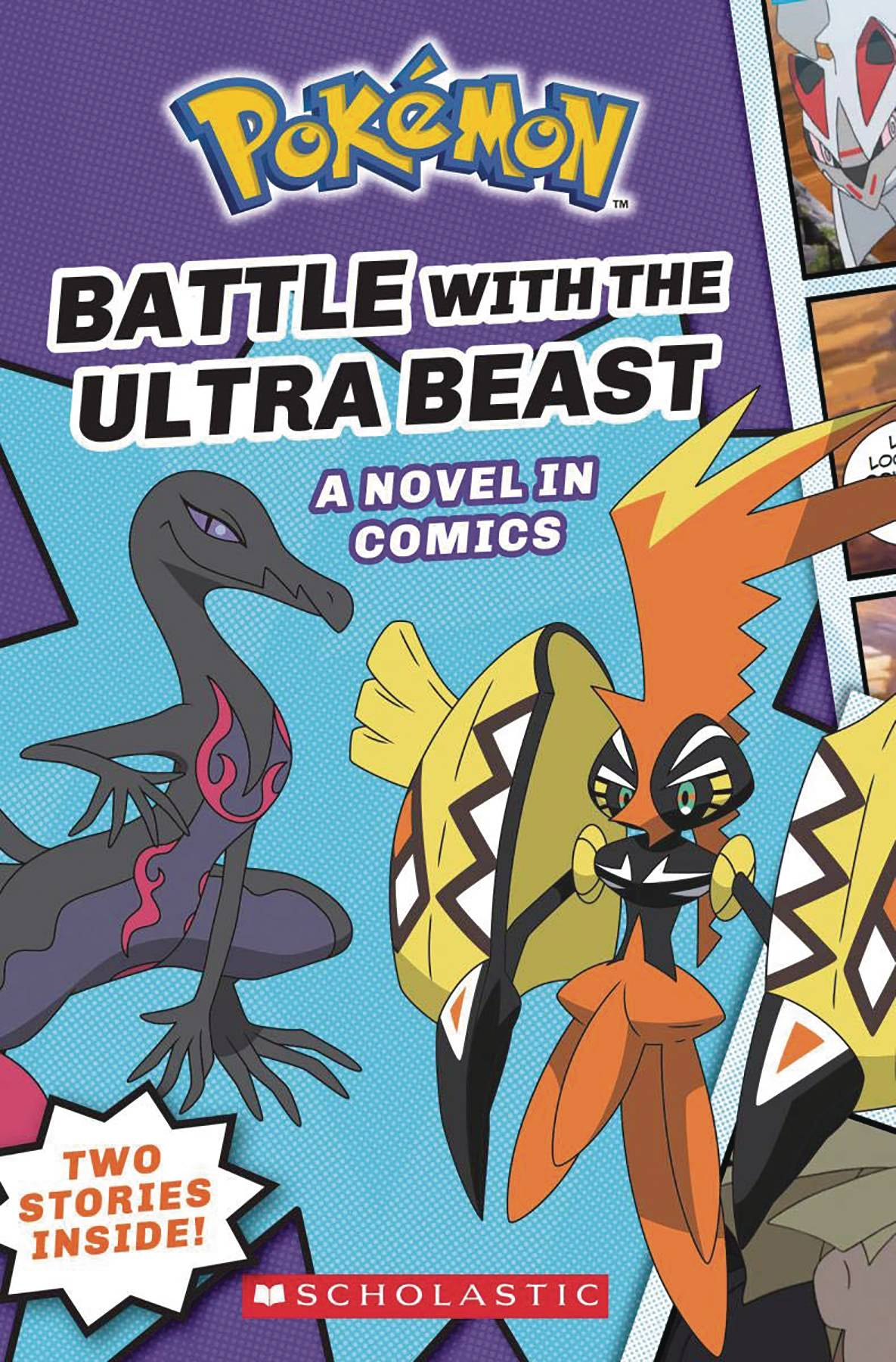 POKEMON GRAPHIC COLL HC GN VOL 01 BATTLE WITH ULTRA BEAST (C