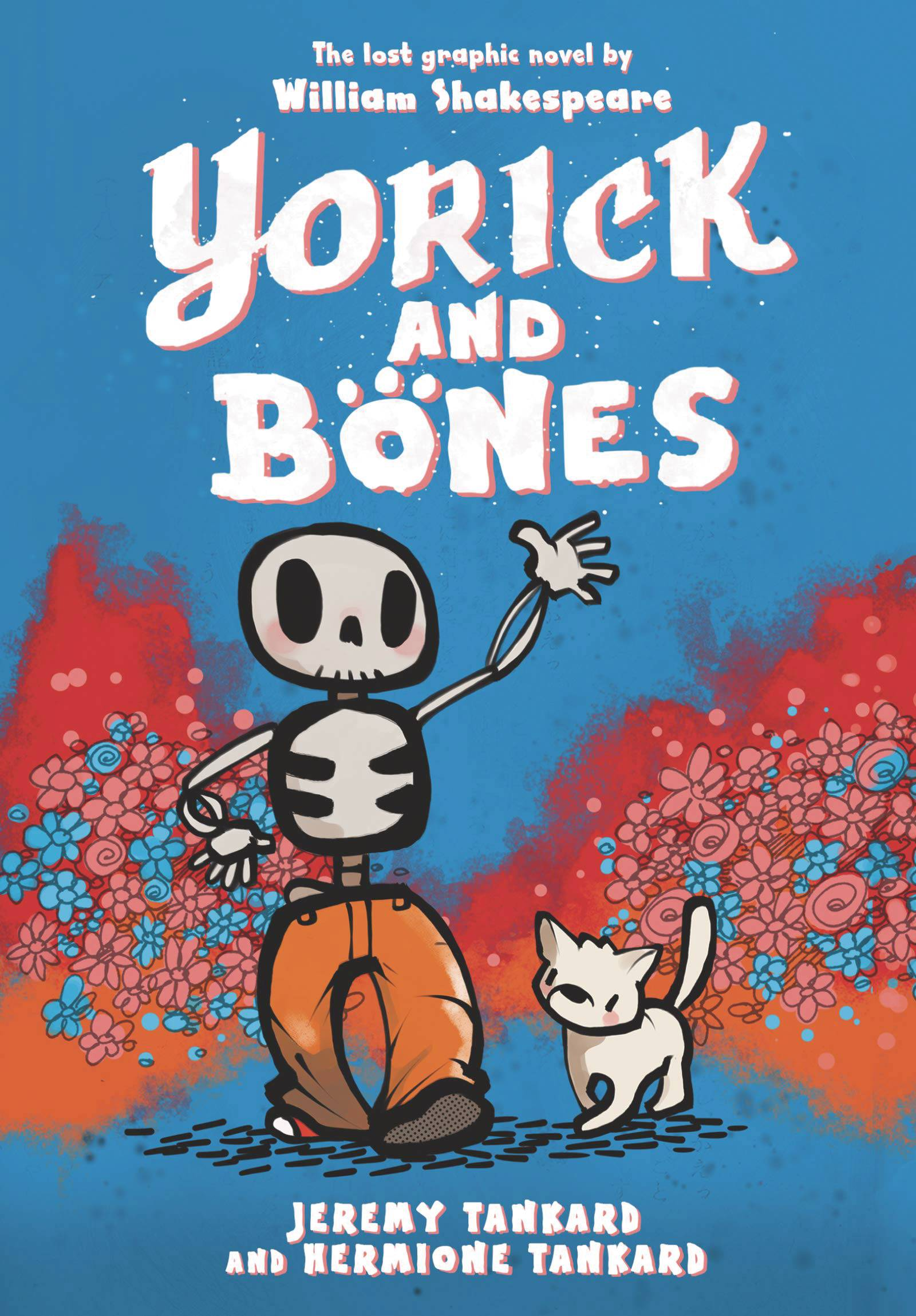 YORICK AND BONES HC GN